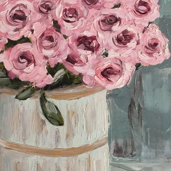 Flowers pink bouquet2