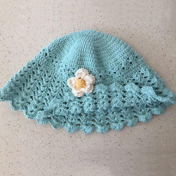 Beanie - Peyton crocheted hat
