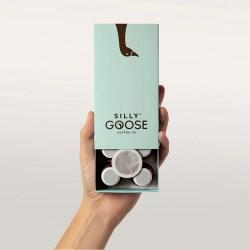 Silly Goose Dark Roast, coffee pods