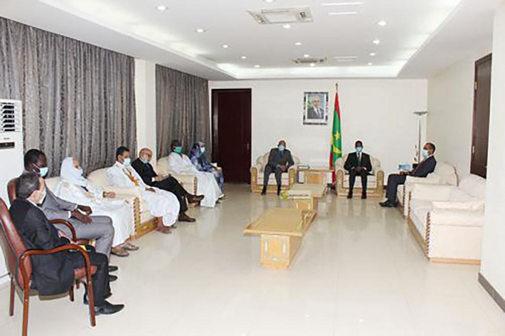 rapport-annuel-commission-nationale-des-concours-remis-au-premier-ministre-mauritanie
