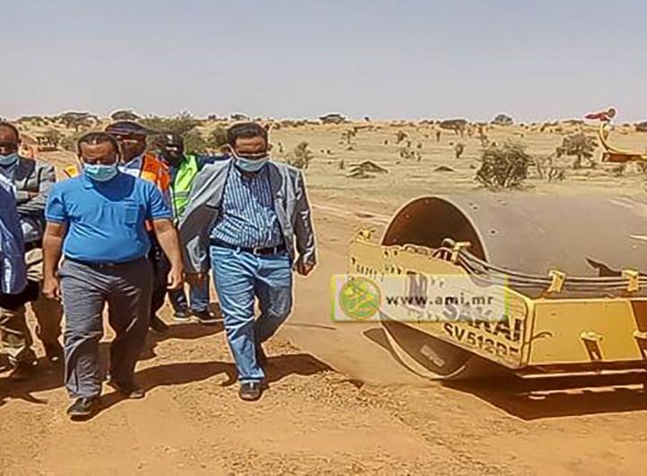reprise-des-travaux-de-la-route-aleg-boutlimit-mauritanie
