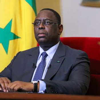 "A handout photo distributed by the Senegalese Presidential Press Office shows Senegalese President Macky Sall preparing to a  televised speech, on February 16, 2016 in Dakar. Sall said on February 16, 2016 the country's top court had rejected his proposal to cut his current presidential term by two years to five. Sall had proposed 15 reforms in all, including limiting presidential terms to two mandates and expanding the powers of the national assembly and the constitutional council.  - RESTRICTED TO EDITORIAL USE - MANDATORY CREDIT ""AFP PHOTO / SENEGAL PRESIDENTIAL PRESS OFFICE"" - NO MARKETING NO ADVERTISING CAMPAIGNS - DISTRIBUTED AS A SERVICE TO CLIENTS    / AFP / SENEGAL PRESIDENTIAL PRESS OFFICE / HO / RESTRICTED TO EDITORIAL USE - MANDATORY CREDIT ""AFP PHOTO / SENEGAL PRESIDENTIAL PRESS OFFICE"" - NO MARKETING NO ADVERTISING CAMPAIGNS - DISTRIBUTED AS A SERVICE TO CLIENTS"