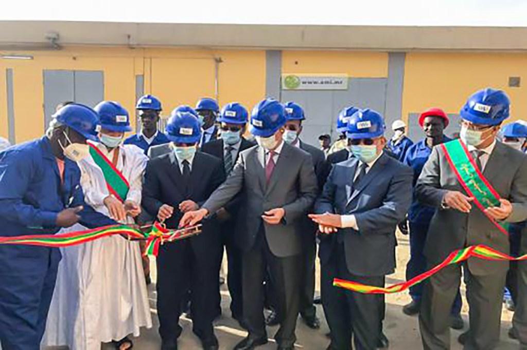 inauguration-de-l-extension-de-la-centrale-electrique-de-nouadhibou