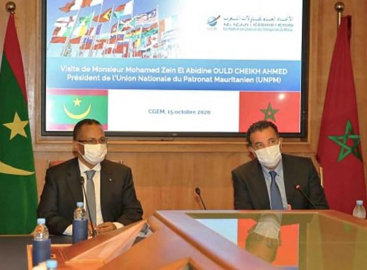 mauritanie-assouplit-le-visa-pour-les-entrepreneurs-marocains