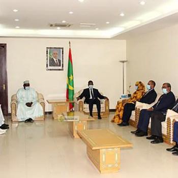 reunion-du-premier-ministre-avec les-presidents-des-chambres-de-commerce-du-G5-sahel
