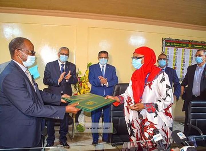 100000-familles-defavorisees-beneficient-d-une-couverture-sanitaire-mauritanie