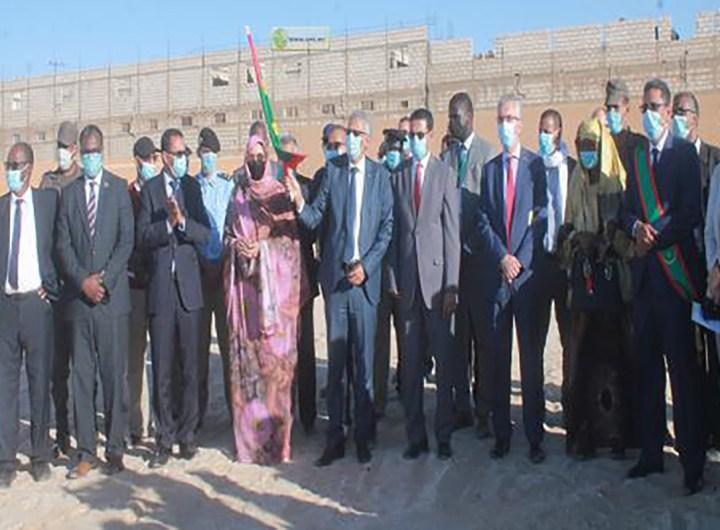 cash transfer solidarité des nécessiteux en Mauritanie