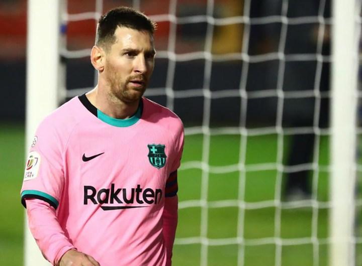 Contrat de Messi au Barcelone
