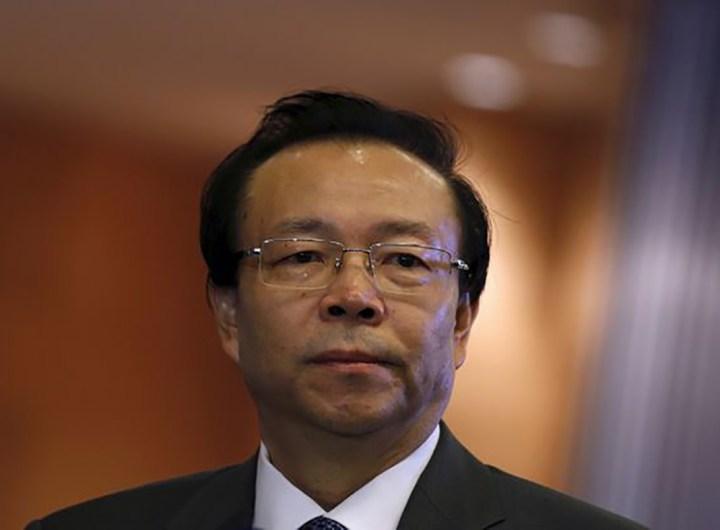 Lai Xiaomin patron chinois exécuté