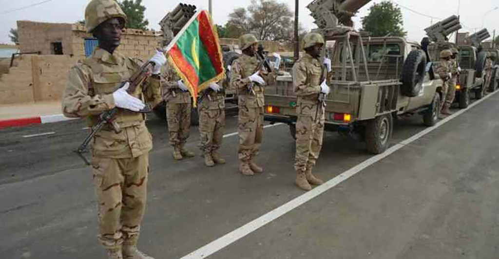 mauritanie-augmantation-de-salaires-du-personel-militaire-et-des-forces-de-securite