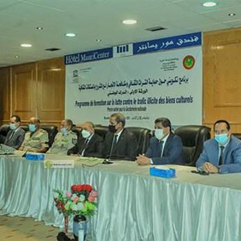 Atelier de protection et de lutte contre le trafic de biens culturels