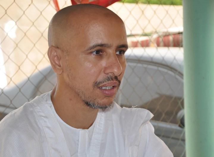 Mohamedou Ould Slahi un ressortissant mauritanien libéré après 14 ans à Guantanamo