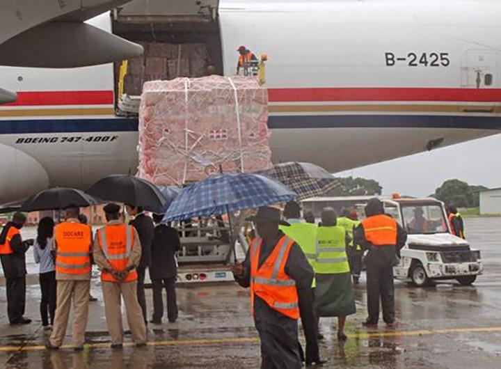 Ebola début de la vaccination en Guinée