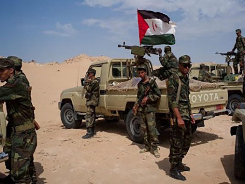 Front tue 3 soldats marocains