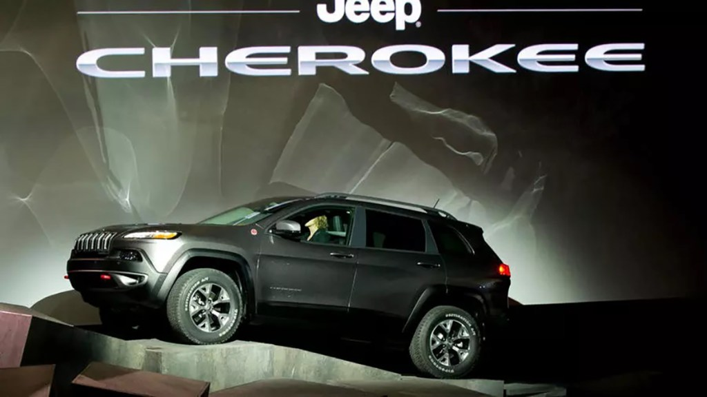 Jeep sommée de changer le nom de sa 4x4 Cherokee