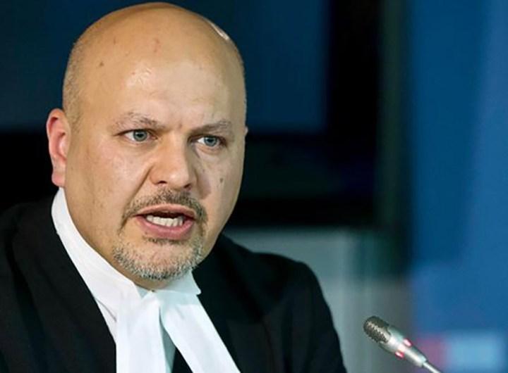 Karim Khan procureur général de la CPI