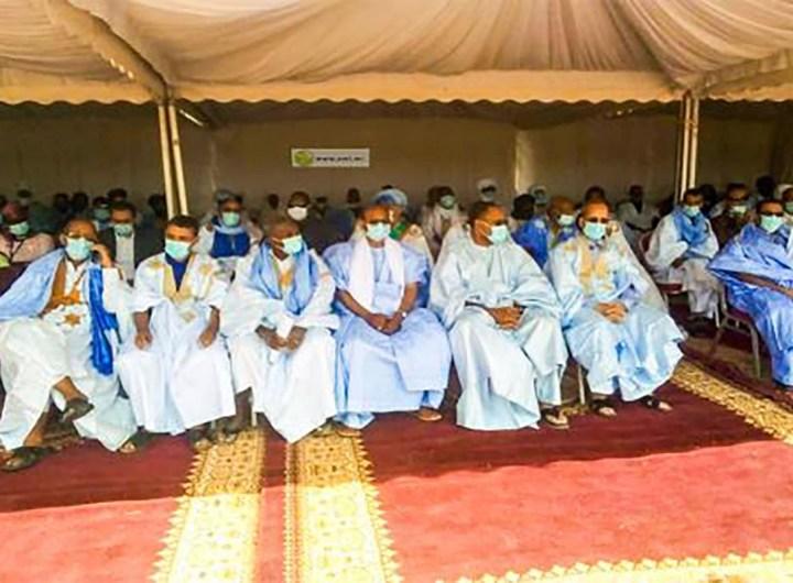 cantines scolaires en Mauritanie