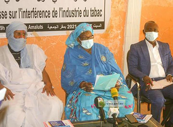 Nouakchott sensibilisation sur les dangers du tabac