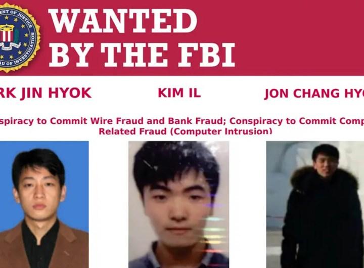 des hackers nord coréens inculpés aux Etat-Unis