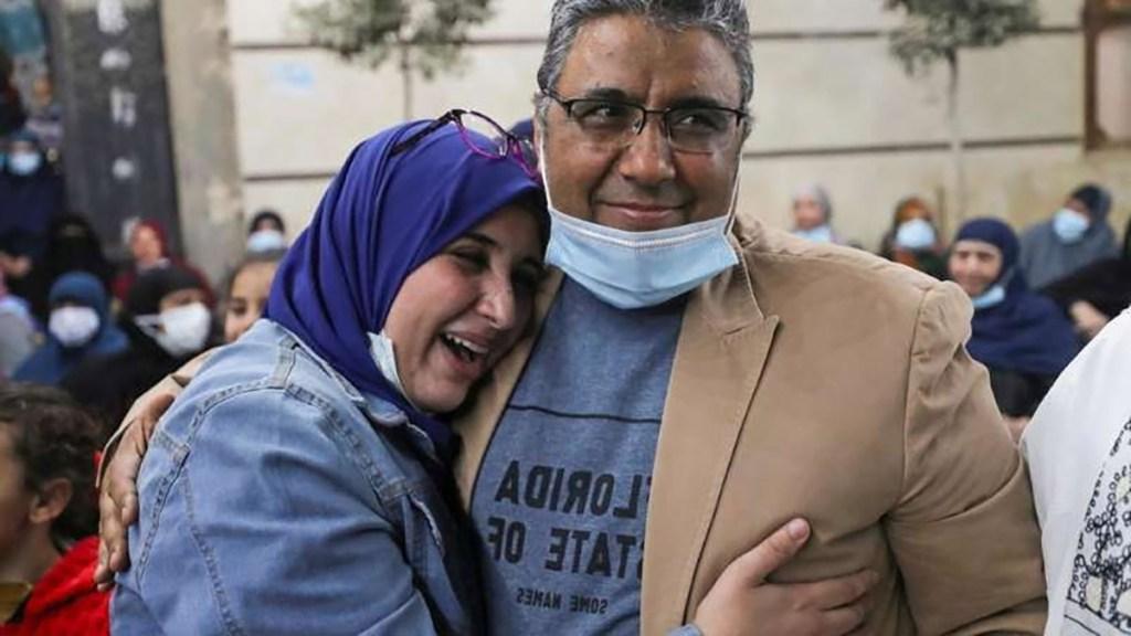 Un journaliste d'Al-Jazira libéré de prison