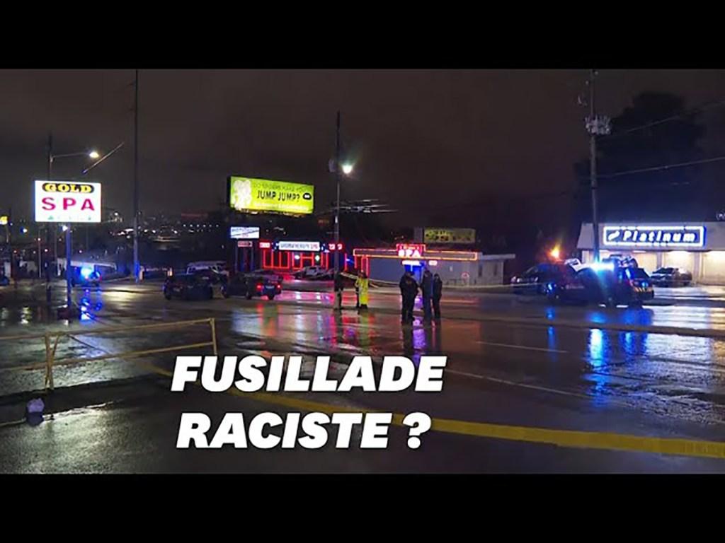 8 morts après 3 fusillades dans des salons de massages à Atlanta