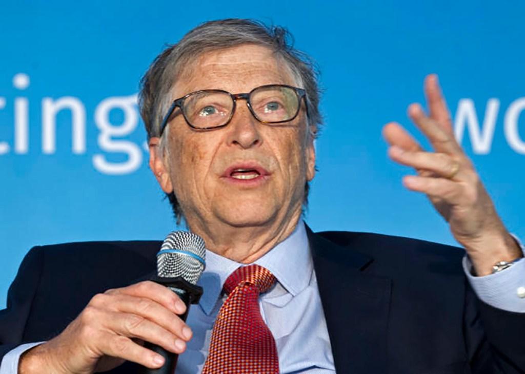 """Bill Gates : """"La responsabilité des pays riches est de trouver des solutions au défi climatique"""""""