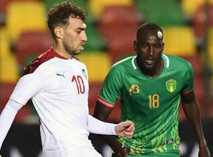 Eliminatoire CAN-2021: match nul entre le Maroc et la Mauritanie qui jouera sa qualification en Centrafrique