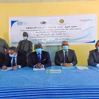 Journée nationale de lutte contre les pratiques esclavagistes Mauritanie