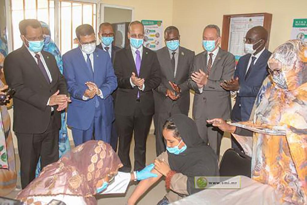 Lancement de la campagne nationale de vaccination contre le cancer du col de l'utérus