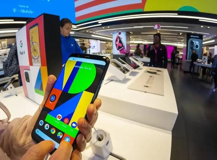 Les smartphones Google Pixel pour remplacer les clés de voiture ou les papiers d'identité