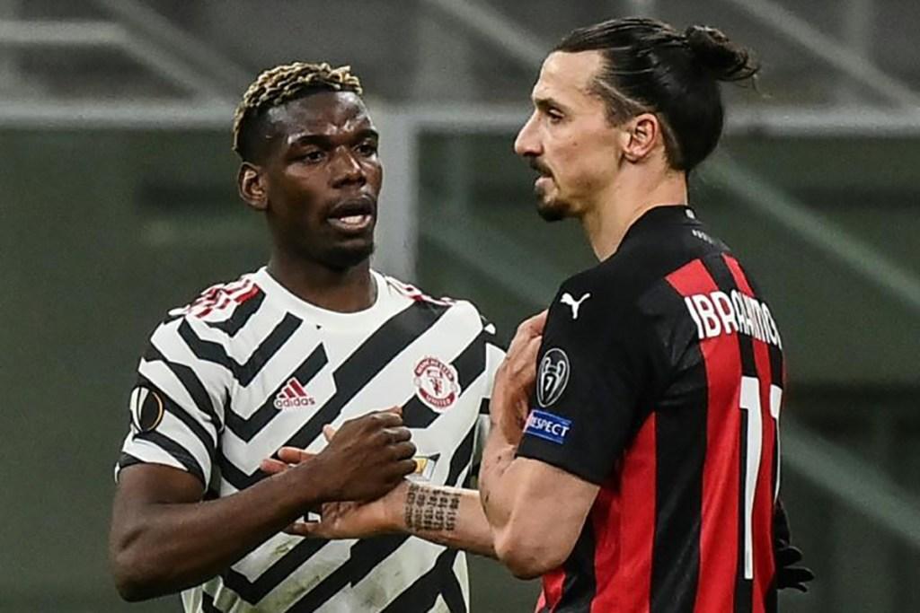 Ligue Europa: Manchester United se qualifie à Milan, le Dinamo Zagreb sort Tottenham