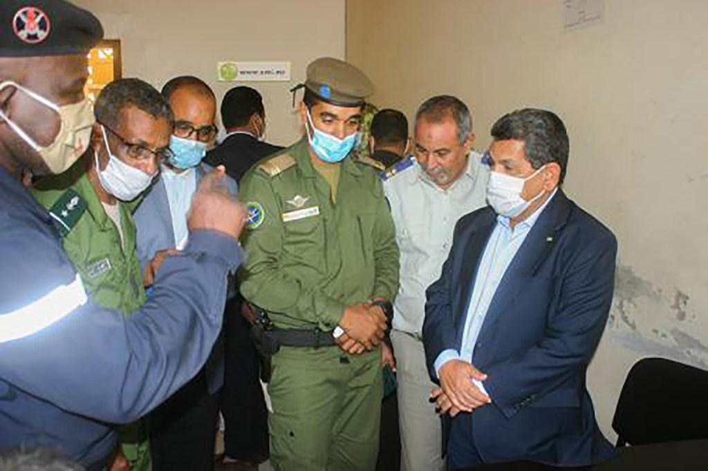 Nouakchott-Ouest le wali appelle la population à coopérer avec les services de sécurité