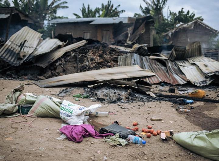 RDC au moins quinze civils massacrés dans une attaque attribuée aux rebelles Ougandais