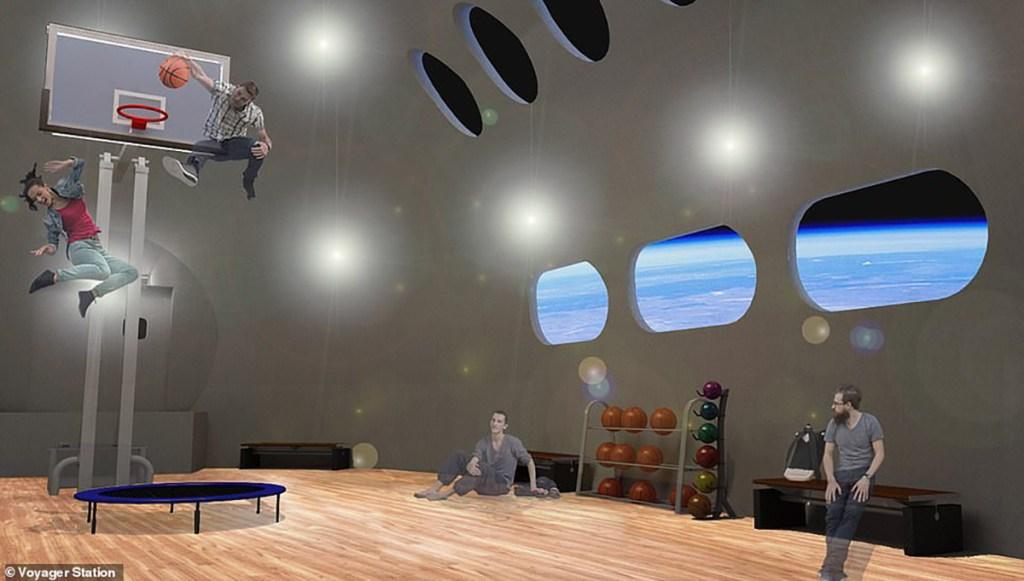 Voyager Station: Le premier hôtel spatial pourrait voir le jour en 2027