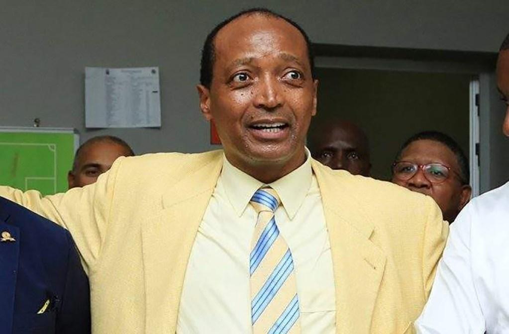 CAF Patrice Motsepe élu président
