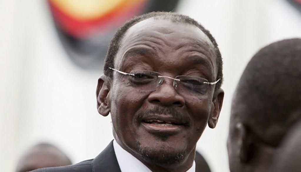 Les ébats sexuels du vice-président choquent le Zimbabwe