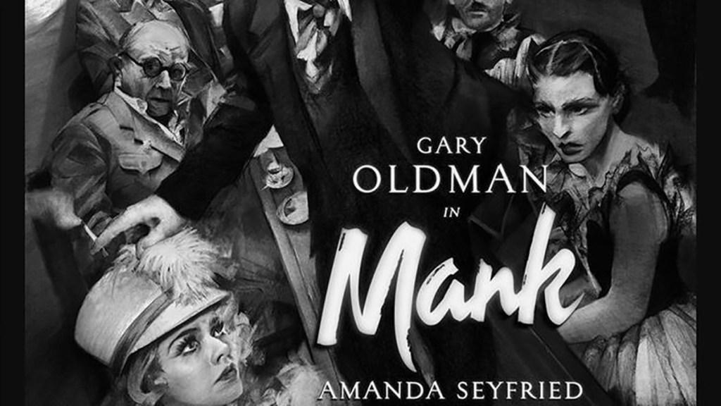 Oscars le film de Netflix Mank en tête des nominations
