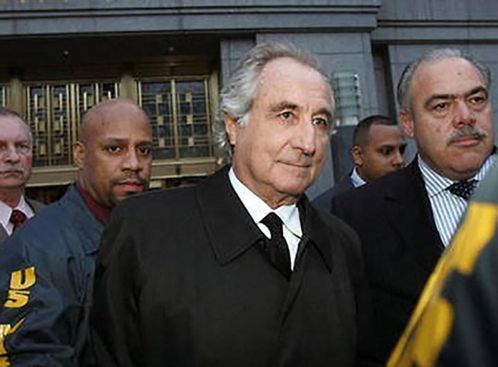 Bernard Madoff, l'auteur de la pire escroquerie financière de l'histoire est mort