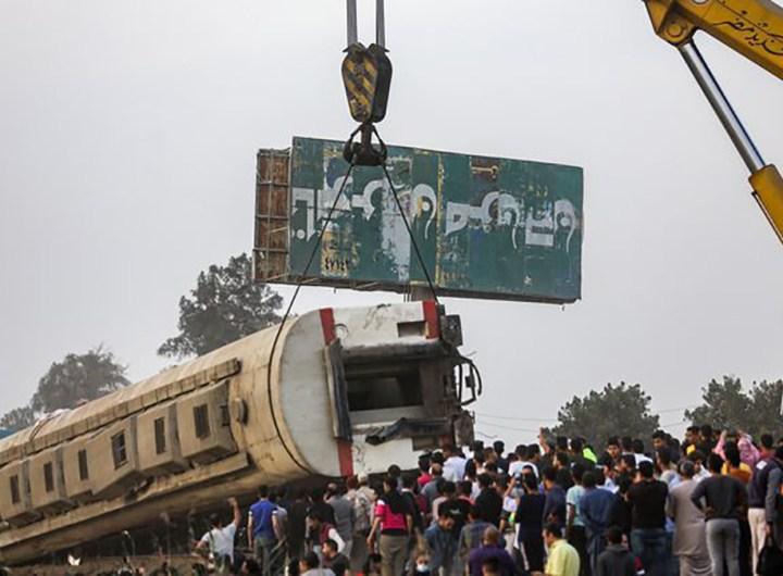 Egypte: un accident de train fait au moins 11 morts