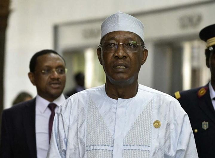 Mort du président tchadien Idriss Déby
