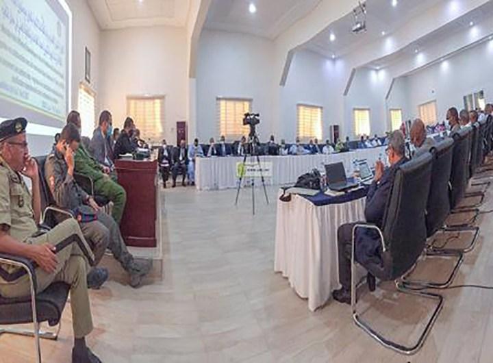 Nouadhibou : Ouverture d'un atelier régional sur la nutrition