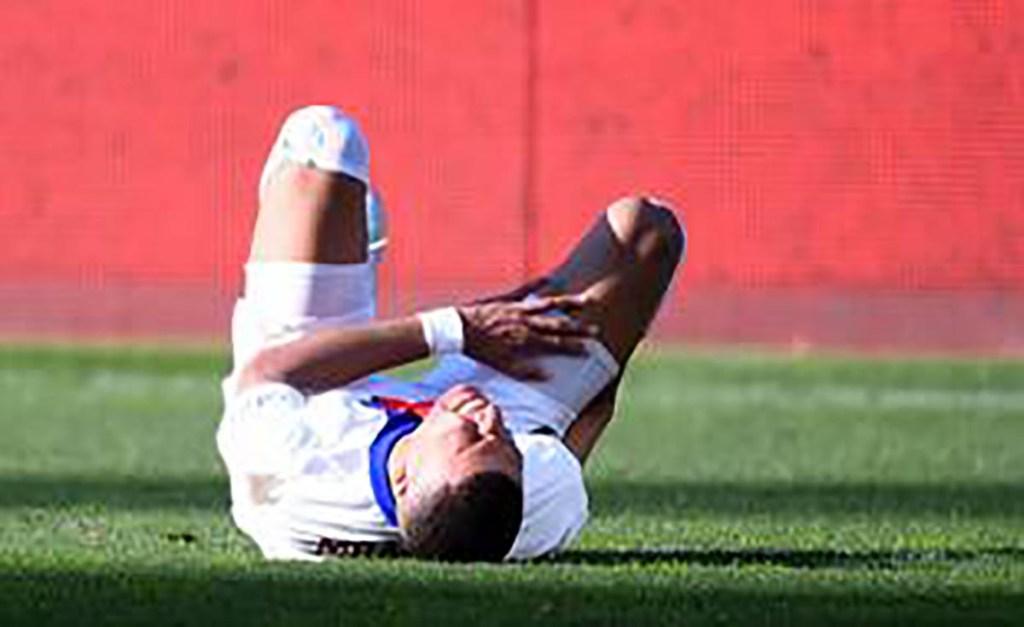 PSG Mbappé touché aux quadriceps, sera t-il présent contre City