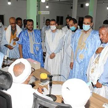 Radio Mauritanie : Inauguration de la station de la diversité