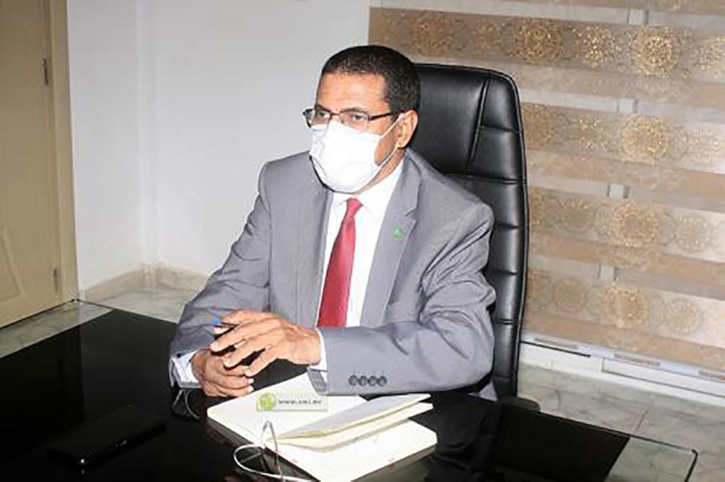 Réunion sur l'initiative Covax avec la participation du ministre de la santé