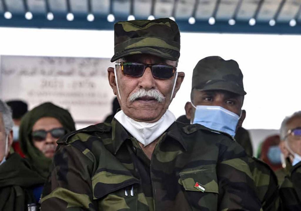 Sahara occidental : le chef du Front Polisario soigné du Covid-19