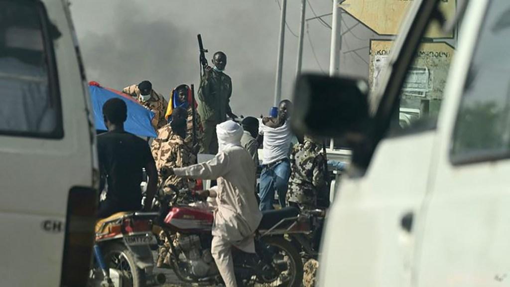 Tchad : au moins cinq morts lors de manifestations contre la junte militaire