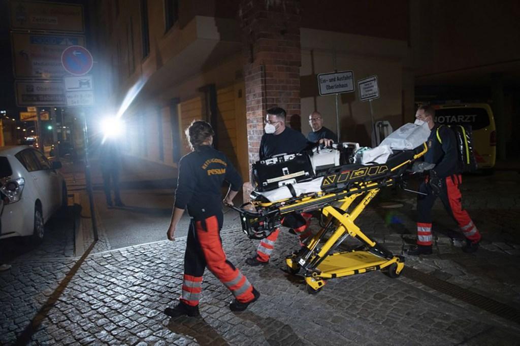 Allemagne : Quatre morts lors d'une tuerie dans une clinique pour handicapés