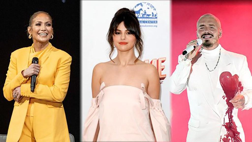 """""""Vax Live"""" : Selena Gomez, Jennifer Lopez, J Balvin vont chanter pour la vaccination"""