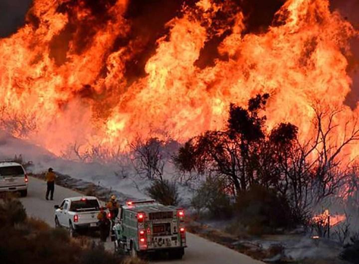 Californie : Le dévastateur incendie d'août 2020 a été déclenché pour cacher un meurtre