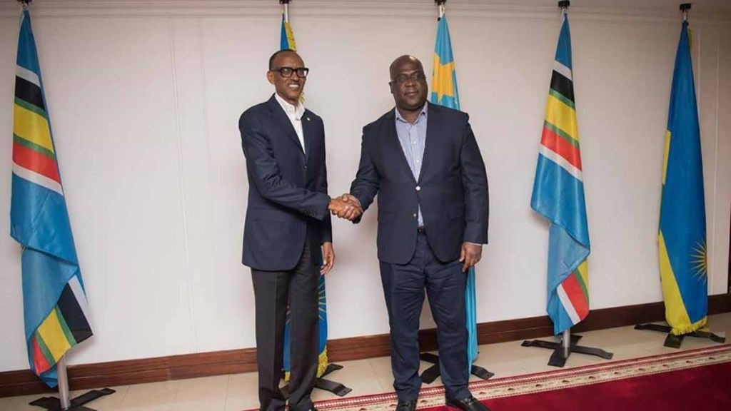 Des propos du président rwandais suscitent l'indignation en RDC
